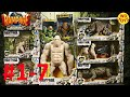 Download Video Download New 10 Rampage The Movie Toys Unboxing Unbox Compare to King Kong Skull Island  1-7 3GP MP4 FLV