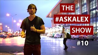 Korea's Nude Spas, When To Get Your TEFL & How Safe Is Asia For Women? #AskAlex ep10