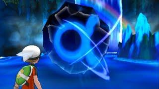 Pokémon Alpha Sapphire: Legendary Primal Kyogre Encounter
