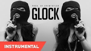 Hard Gangsta Trap Beat - Future & Southside Type Beat   Glock (Prod DrewTaylor)