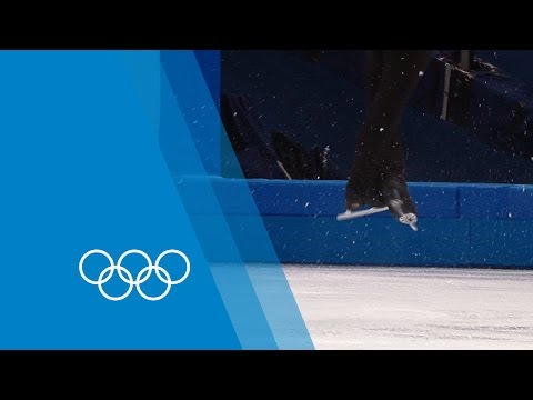 The Art of Figure Skating s Triple Axel Faster Higher Stronger