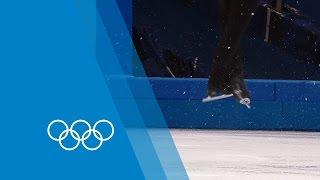 The Art of Figure Skating's Triple Axel | Faster Higher Stronger