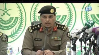المؤتمر الصحفي للمتحدث الرسمي لوزارة الداخلية عن حملة وطن بلا مخالف