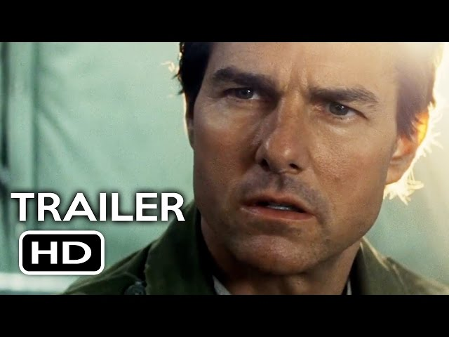 The Mummy Official Trailer #1 (2017) Tom Cruise, Sofia Boutella Action Movie HD
