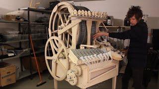 Prologue #4 Musical Marble Machine - Vibraphone Funnels
