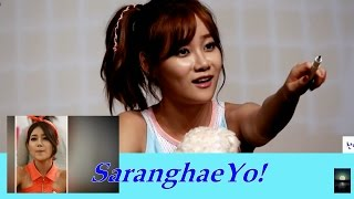 AOA Yuna - LUV You