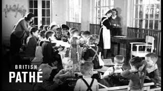 Children's Home In Europe (1947)