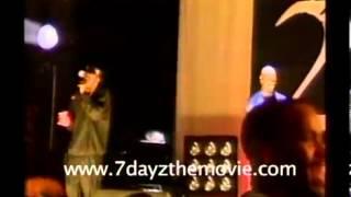 2Pac fait le clown sur le tournage du clip How Do You Want it [7Dayz - The Movie]
