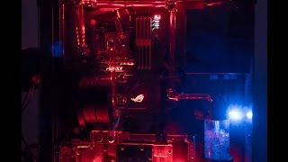 Ultimate RGB Skylake Gaming PC -  Build Log 4 - Complete (4K)