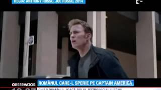 Românul Sebastian Stan are rol principal în filmul Captain America!