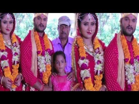 Xxx Mp4 Khesari Lal Married Kajal Raghwani एक दूजे के हुए खेसारी काजल रचाई शादी Latesr Bhojpuria News 3gp Sex