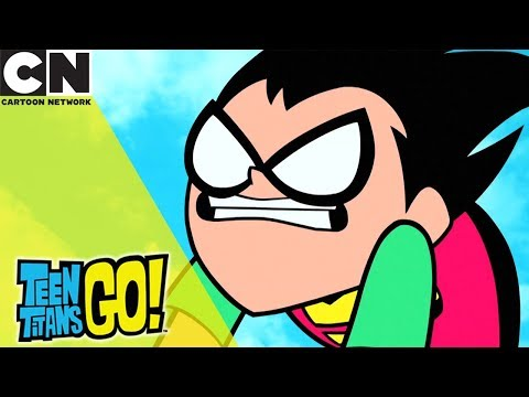 Teen Titans Go! | The Titans Ruin Everything | Cartoon Network