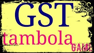 Different kitty games😎GST TAMBOLA🤗🤗