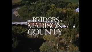 The Bridges of Madison County movie trailer, June, 1995