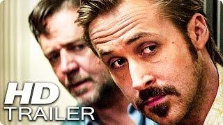 THE NICE GUYS Trailer German Deutsch (2016)