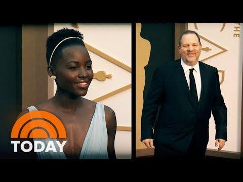 Xxx Mp4 Harvey Weinstein Scandal Lupita Nyongo Accuses Movie Mogul Of Harassment TODAY 3gp Sex