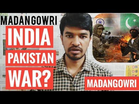 Xxx Mp4 India Pak War Tamil Pulwama Attack Madan Gowri MG 3gp Sex