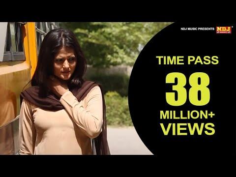 Time Pass #Latest Haryanvi Song 2015  #Vikas Bidhwar #Anjali raghav #NDJ Music