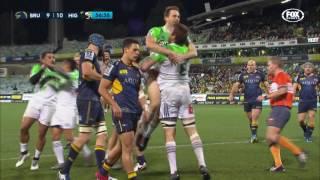 Super Rugby Quarter-final #1: Brumbies v Highlanders
