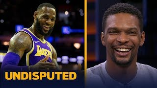 Chris Bosh talks playing with LeBron, Lakers