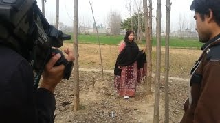 Song Making Vedio 0F Pashto Short Film ShaaK