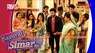 Prem And Simar To Romance In 'Sasural Simar Ka' | #TellyTopUp