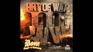 Bone Thugs-N-Harmony - Approach 2 Danger (Art Of War WWIII)