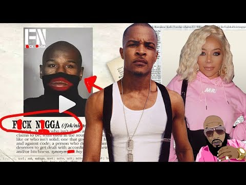T.I. Releases Floyd Mayweather Diss Song Upset Tiny Slept With Him MUST WATCH