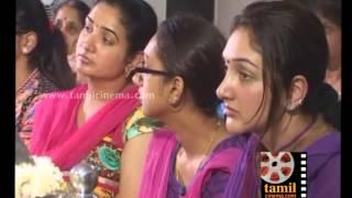 Manjula Vijayakumar Funeral clip 1
