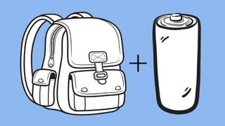 How to Make a Battery Powered, Gadget Charging Go Bag