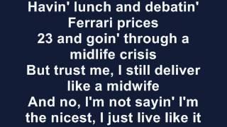 Drake - Paris Morton Music (Lyrics)