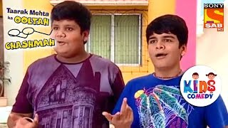 Tapu Sena Takes Part In An Online Competition | Tapu Sena Special | Taarak Mehta Ka Ooltah Chashmah