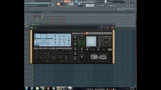 FL Studio 12 Tutorial: How to make a Drake baseline w/ stock plugins.