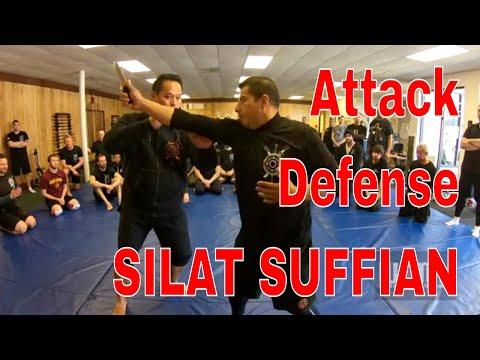 Xxx Mp4 Attack Defend Attack SILAT SUFFIAN Maul Mornie Silat USA 3gp Sex