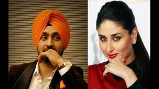 Shocking -Kareena Kapoor Loves With Diljit Udta punjab| Latest Bollywood Trailers  2016 #Unreleased