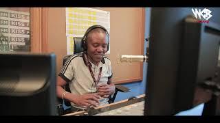 HARMONIZE LIVE INTERVIEW IN KENYA (CLASSIC 105)