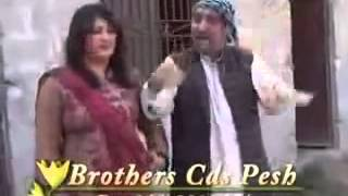 Os Warta Khanda Pashto New Full Comedy Drama 2014 Ismail Shahid   YouTube