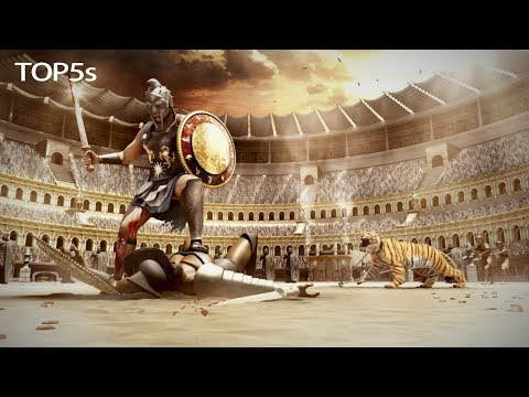 Xxx Mp4 5 Toughest Most Feared Gladiator Fighters Of Ancient Rome 3gp Sex