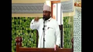 Sheikh Yusuf Abdi - Wema Uliotangulia (7.10.2016)