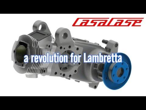Casa Performance Lambretta CasaCase assembly instructions