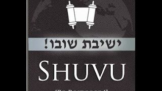 Shuvu! A Call for the Hebraic Roots movement to be restored! - Part II