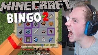 WIJ GAAN DIT WINNEN!!! - Minecraft Bingo #2