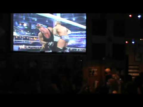 Download UNDERTAKER VS CM PUNK LIVE! FROM HOOTERS! WM29