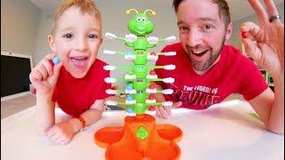 Father & Son PLAY GIGGLE WIGGLE! / Don