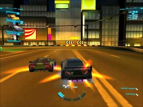 Cars 2 PC Gameplay 720p HD