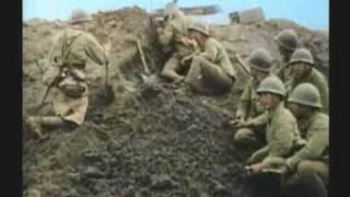 WWII BURMA CONDUIT TO INDIA 1 of 3 RARE COLOR FILM