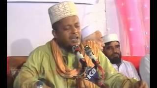Wasilah (the means of approach to Allah) bangla sunni waz by maulana hafiz waliallah ashiqi