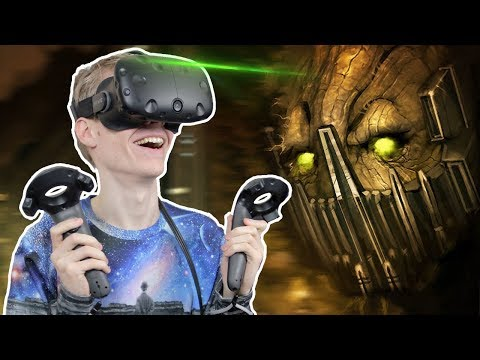 VIRTUAL REALITY ROOM ESCAPE | The Gallery VR Episode 2: Heart of the Emberstone (HTC Vive Gameplay)