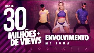 Envolvimento - MC Loma | FitDance TV (Coreografia) Dance Video