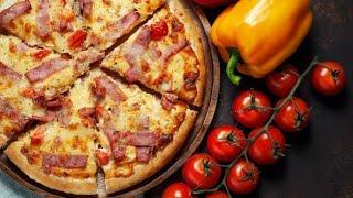 تعلمي حشو بيتزا اللحمة والسجق على طريقة الشيف حسن